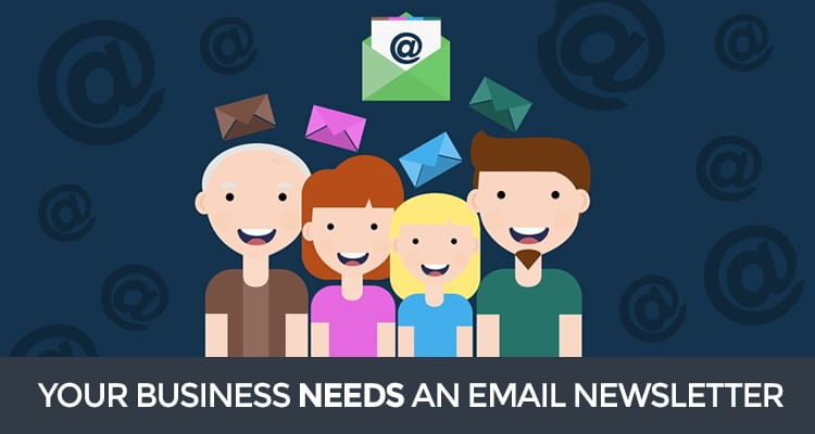 Local Business Email Newsletter