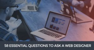 58 Questions to Ask a Web Designer