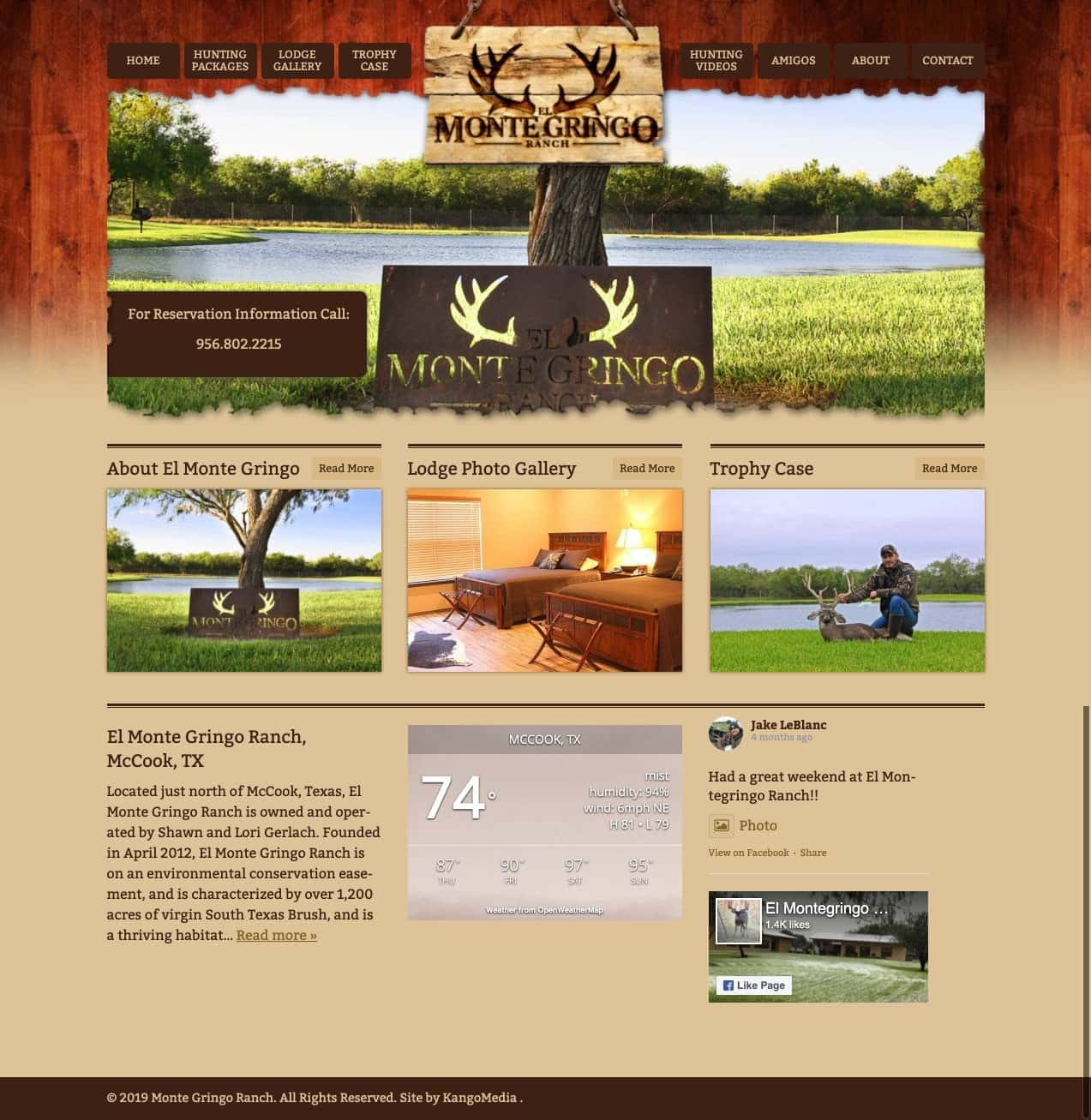 ranch web design 1